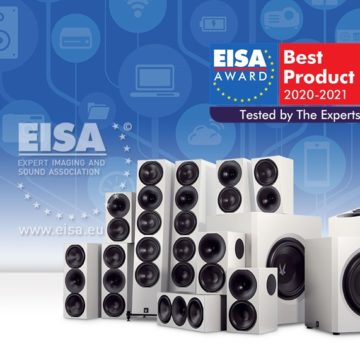 EISA Home Theater Audio Awards 2020-2021