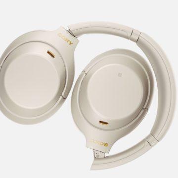 Megérkezett a Sony 4th Gen. zajszűrős fejhallgatója