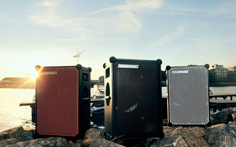 Itt a SOUNDBOKS új kültéri hangsugárzója