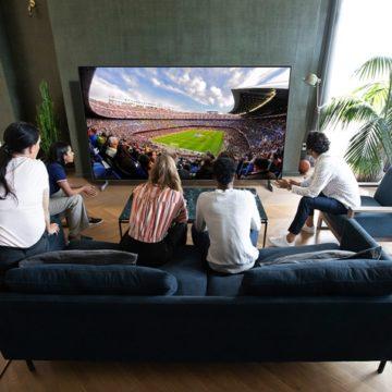 Így válassz tévét az LG szerint, ha sportrajongó vagy