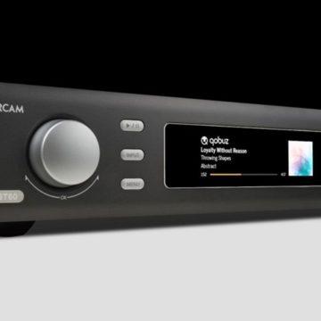 Elkészült az ARCAM dedikált zene streamere
