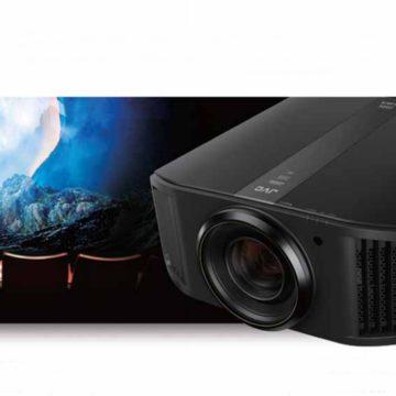 Ingyen frissíti egyes 4K/8K projektorait a JVC
