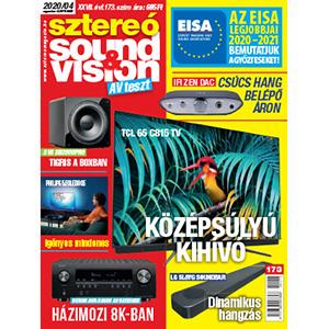 Sztereó Sound&Vision 2020/04