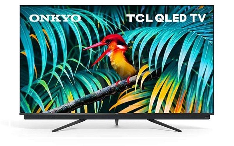 TCL 65C815 4K QLED tévé – Középsúlyú kihívó