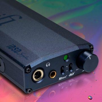 Itt az iFi Audio új Signature DAC/fejhallgató erősítője