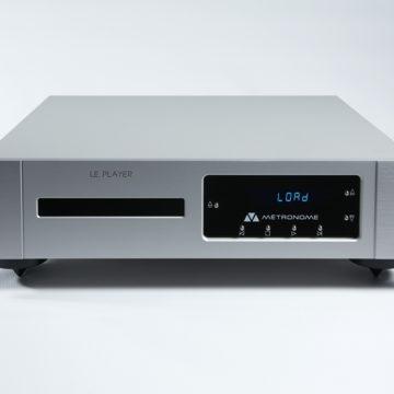 Bemutatkozott a Le Player 3+ DAC/CD lejátszó