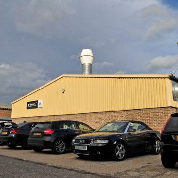 Új gyárat nyitott a PMC az Egyesült Királyságban