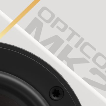 Bejelentették a DALI OPTICON Mk2 sorozatot