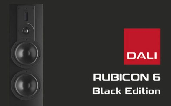 Dali Rubicon 6 Black Edition – A sötét lovag