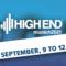 Négy hónapot csúszik a következő High End Show