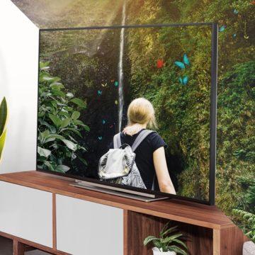 Új Android tévé szériát jelentett be a Toshiba