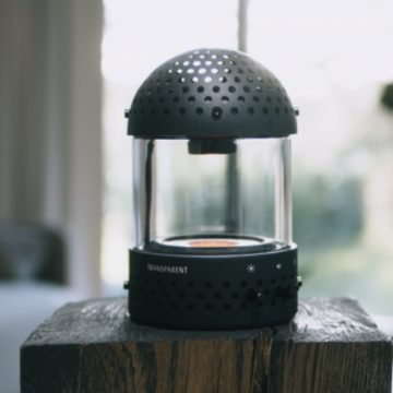 Hangulatos parti kellék a Light Speaker