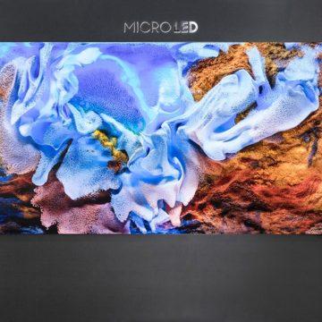Fél év és jön a Samsung konzumer MicroLED tévéje