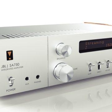 JBL SA750 – Tisztelgés a múlt előtt