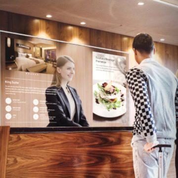 LG Transparent OLED – Újabb generáció a láthatáron