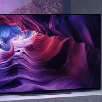 Sony KD-48A9 OLED TV – MINDENT VISZ