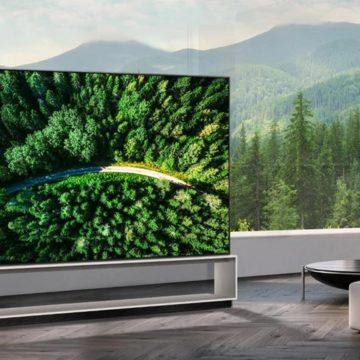 Emmy-díjat kaptak az LG OLED tévékészülékei