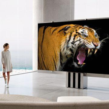 Összecsukható MicroLED tévét villantott a C-Seed