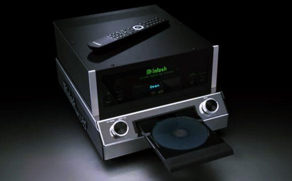 Elkészült a McIntosh új CD/SACD lejátszója