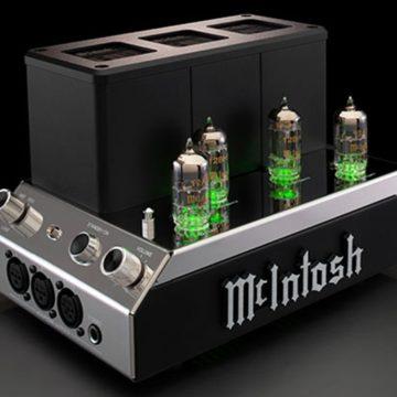 McIntosh MHA200 – Bármilyen fejhallgatót kiszolgál