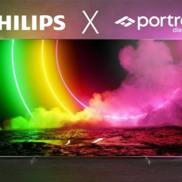 Összeborult a Philips és a Portrait Displays