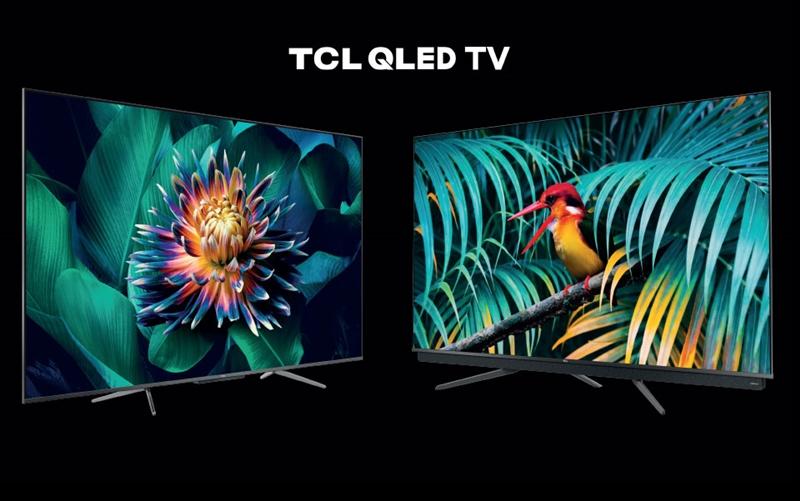 Befutottak a TCL C71 és C81 sorozatú QLED tévék