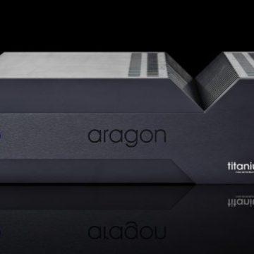 Megmutatták az Aragon Titanium monoblokk erősítőt