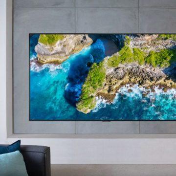 LG GX Gallery OLED TV – Galéria a nappaliban