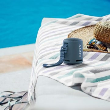 Bemutatkozott a SONY SRS-XB13 Bluetooth hangszóró