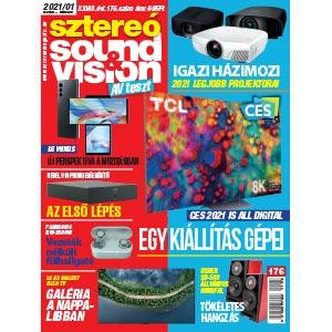 Sztereó Sound&Vision 2021/01