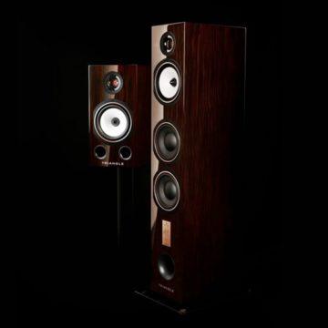 Emblematikus hangfalakat újított meg a TRIANGLE