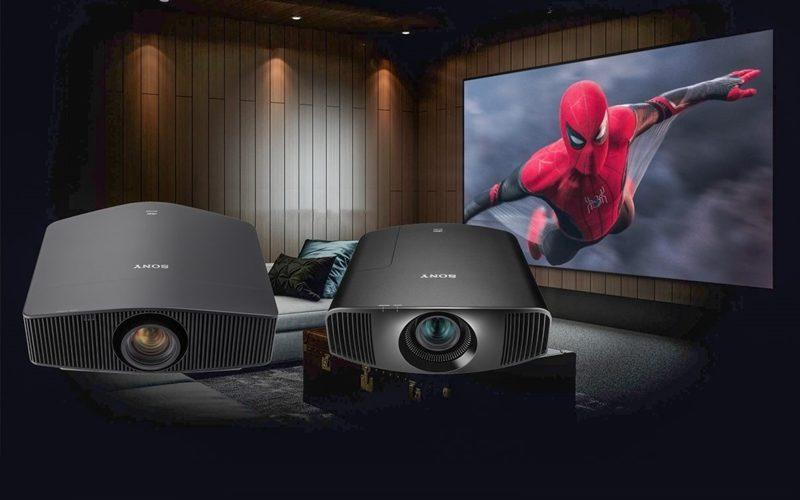 Natív 4K projektorokkal erősít a SONY