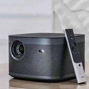Hordozható luxust ígér a XGIMI Horizon Pro projektor