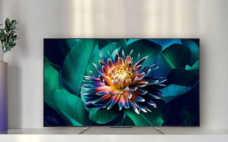 TCL C71 4K HDR TV – VERSENYKÉPES QLED