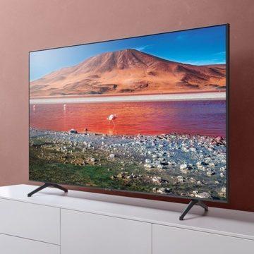Samsung TU7100 – KEDVEZŐ ÁRÚ SAMSUNG TV