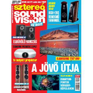 Sztereó Sound&Vision 2021/02