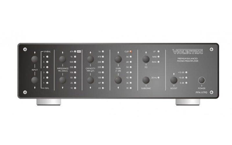Violectric PPA V790 – Igényes bakelit rajongóknak
