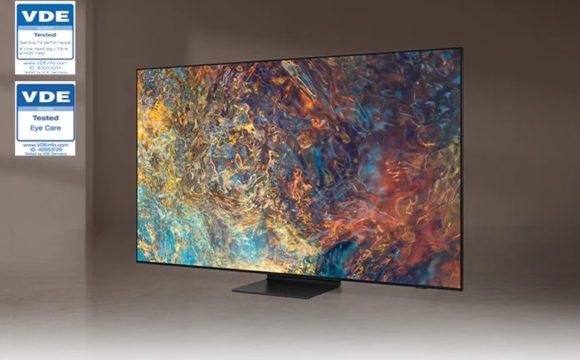 VDE tanúsítványt kaptak a Samsung Neo QLED tévék
