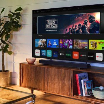 Megújított LCD tévékkel támad a VIZIO