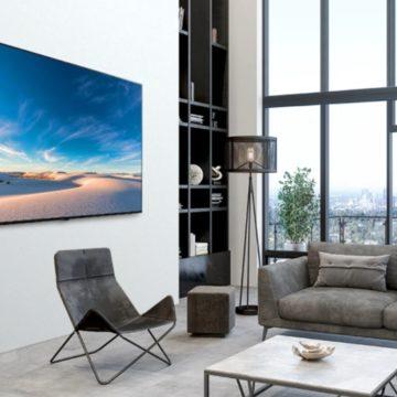 Érkeznek az LG QNED Mini LED tévék