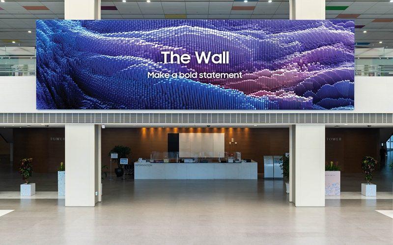 Samsung The Wall – Itt az újabb microLED monstrum