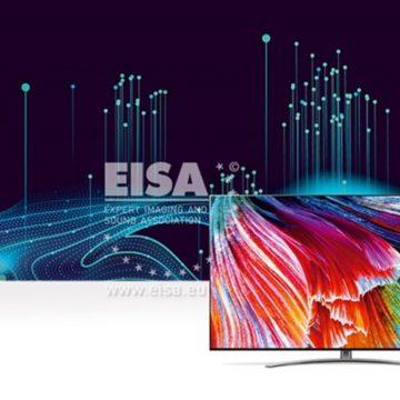 EISA Home Theatre Video Awards 2021-2022