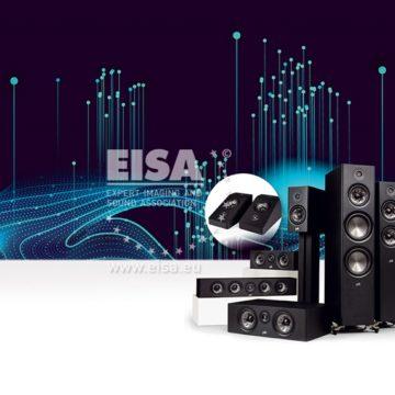 EISA Home Theater Audio Awards 2021-2022