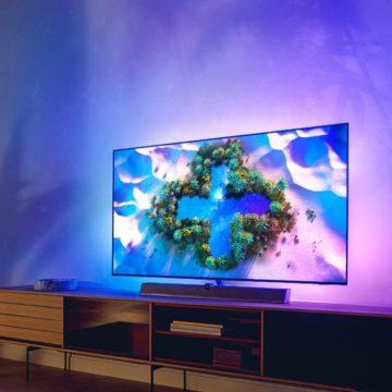 Bemutatkozott a Philips új OLED flottája