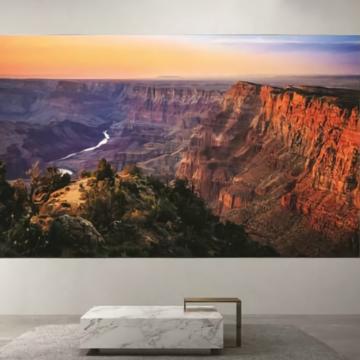 Fél évet csúsznak a kisebb Samsung MicroLED tévék