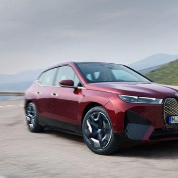 BMW iX – Csúcs B&W hangrendszert kap