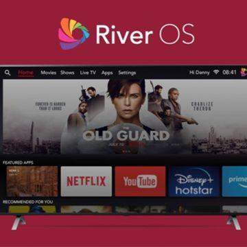 RiverOS – Új tévés rendszert mutatott be az LG