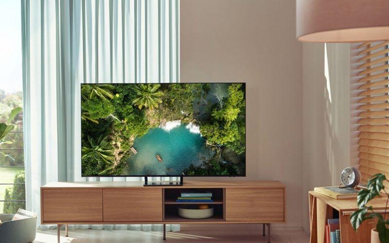 Samsung AU9000 – EGY HAGYOMÁNYOS LCD TV