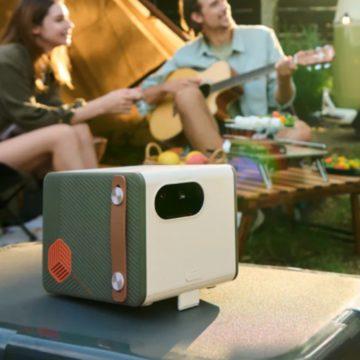 BenQ GS50 – Szabadtérre tervezett projektor