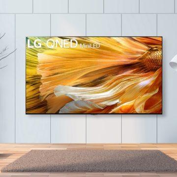 Indul a LG QNED MiniLED televíziók hazai értékesítése